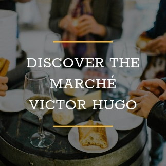 Discover the Marché Victor Hugo