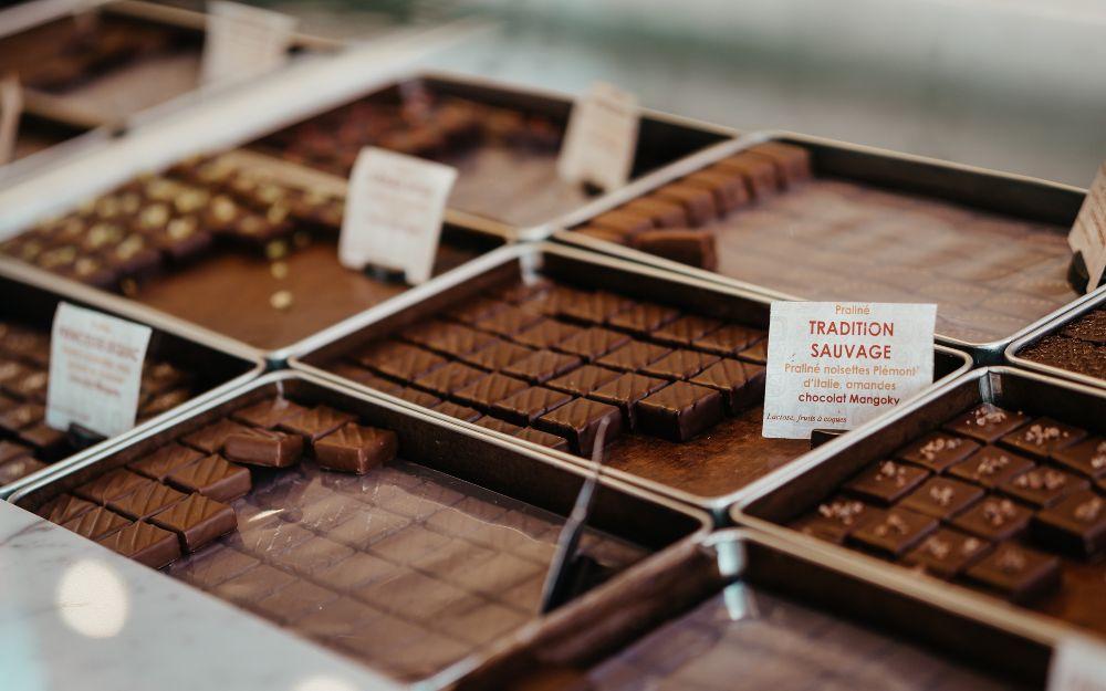 Criollo artisan chocolates
