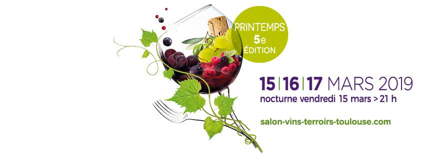 Salon Vin et Terroirs March 2019